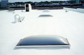 flat roof sealed