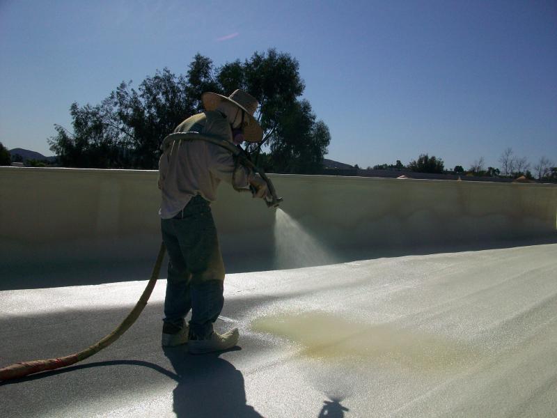 Roofing Spray Foam Absolute Spray Foam